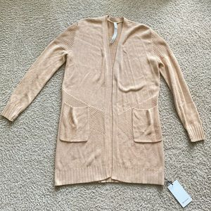 Lululemon Sincerely Yours Cardigan Sweater Wrap